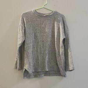 Zara - Grey Pullover Sweater